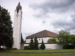 Bremke (Eslohe) - St.-Antonius-Pfarrkirche