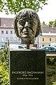 Klagenfurt Innere Stadt Norbert-Artner-Park Ingeborg Bachmann-Büste 18052020 8976.jpg
