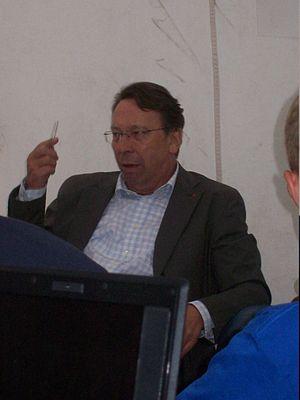"""Klaus Uwe Benneter - Klaus Uwe Benneter at the """"Youth-Festival Berlin 08"""" (June 2008)"""