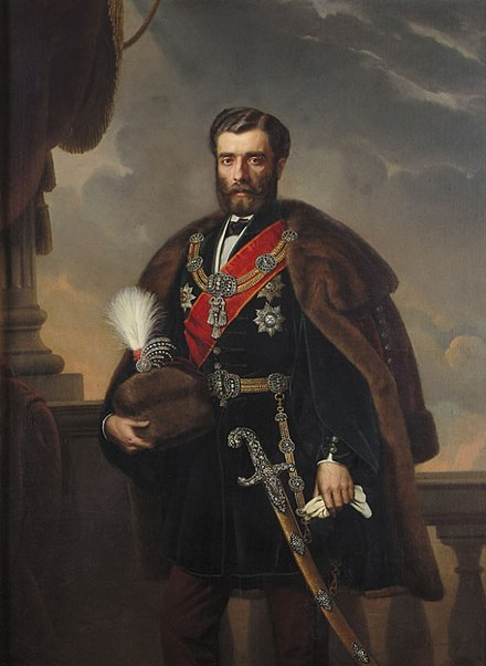 File:Knez Mihajlo III Obrenovic.jpg