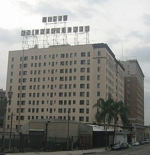 Knickerbocker Hotel (Los Angeles) - The Knickerbocker Hotel