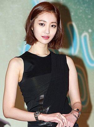 Go Joon-hee - Go Joon-hee in February 2012