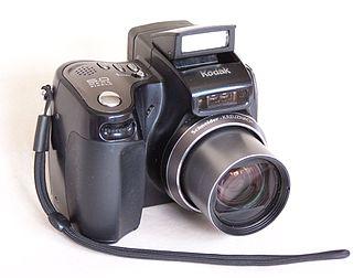 Kodak DX7590 Zoom Digital Camera - Image: Kodak DX7590 001