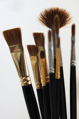Kolinsky sable-hair brush - Kolinsky sable-hair artist brushes