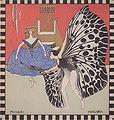 Kolo Moser - Die Tänzerinnen Elfriede Rossi und Miss Macara - 1909.jpeg