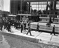 Koningin Juliana en prins Bernhard bezoeken de Expo 1958 in Brussel Hier bij he, Bestanddeelnr 909-6414.jpg