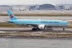 Korean Air Cargo, HL8252, Boeing 777-FB5 (24367401627).jpg
