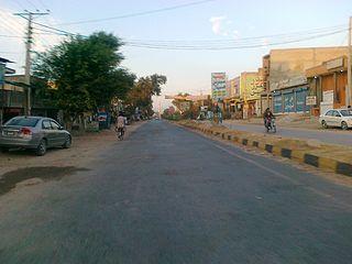 Kotla Arab Ali Khan Town in Punjab, Pakistan