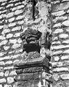 kraagstuk aan de buitengevel hoog koor - amsterdam - 20012593 - rce