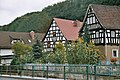 Kraftsdorf, half-timbered houses and sunflowers.jpg