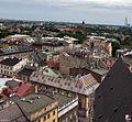 Kraków, Widok z wieży Kościoła Mariackiego - fotopolska.eu (304815).jpg