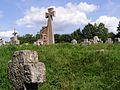 Kremenets Mountains, Piatnitski (Cossack) cemetery, 27.08.2007 01.jpg