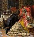 Kristian Zahrtmann - Death of Queen Sophie Amalie - Google Art Project.jpg