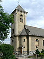 Kubice. Kościół filialny p.w. Wniebowzięcia NMP, 1806, kon. XIX wieku. 02.JPG