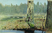Kuindzhi Tree trunks 1880s.jpg