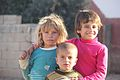 Kurdish refugee childs from kobane in suruc.jpg