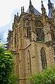 Kutná Hora - St. Barbara's Church 1388-1905 Peter Parler, Matěj Rejsek, Benedikt Rejt - View NNE I.jpg