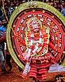 Kuzhi chamundi Theyyam.jpg