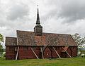 Kvernes Stavkyrkje, Averøy, South view 20150604 1.jpg