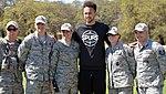 Kyle Anderson visits JBSA-Camp Bullis 170324-F-PO640-014.jpg