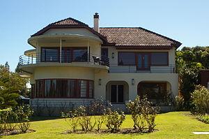Dalkeith, Western Australia - Kylemore residence on Jutland parade built 1938
