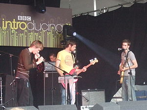 Kyte - Kyte at the Latitude Festival in 2008
