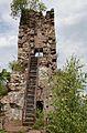 Lützelhardt - Westseite des Turmes.jpg