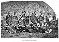 LL1882 pg279 ZULU SOLDIERS AND KRAAL.jpg