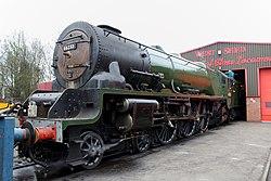 LMS Princess Coronation Class 46233 Duchess of Sutherland (6662280179).jpg