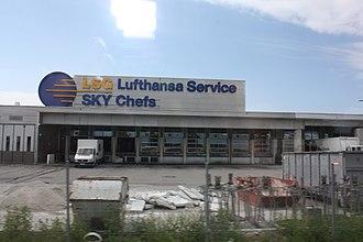 LSG Sky Chefs - LSG Sky Chefs in Munich Airport