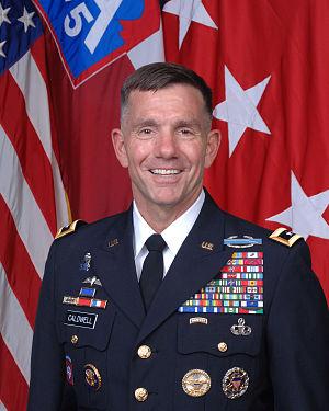 William B. Caldwell - Caldwell in 2011