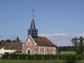 La Loge-aux-Chèvres Commune in Grand Est, France