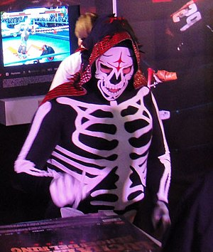 Mexican National Tag Team Championship - Image: La Parka E3