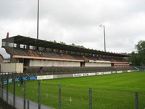 FC La Chaux-de-Fonds - Centre Sportif de la Charrière stadium