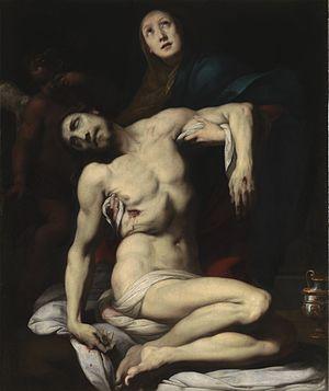 Daniele Crespi - Pietà