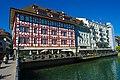 La Terrazza , Schild , Hotel des Balances Lucerne Switzerland - panoramio.jpg