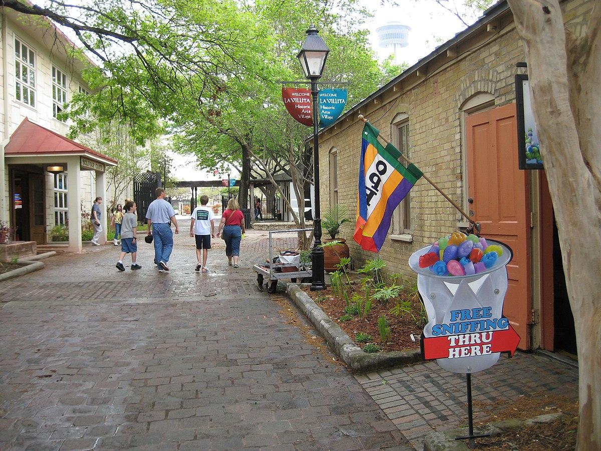 La Villita Cafe San Antonio Tx