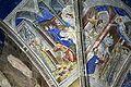 La vie de saint Martial - Résurrection du fils de Nerva et Miracle à Ahun - voûtains sud et ouest.JPG