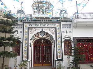 Syed Ahmad Sultan - The shrine of Syed Ahmad Sultan in Sakhi Sarwar, Pakistan