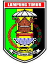 Official seal of East Lampung Regency