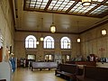 Lancaster Amtrak station interior.jpg
