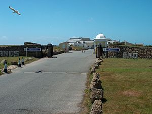Land's End - Image: Lands End Village