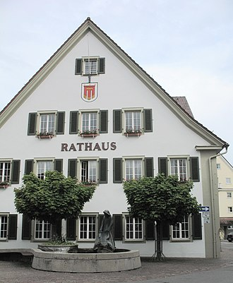 Langenargen - Town hall