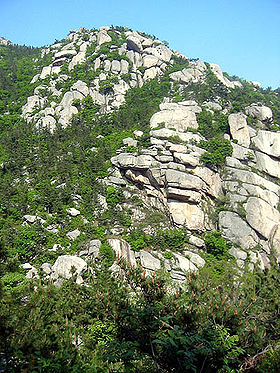 Mount Lao (崂láo) in Qingdao | Judy Fay Lewis' View
