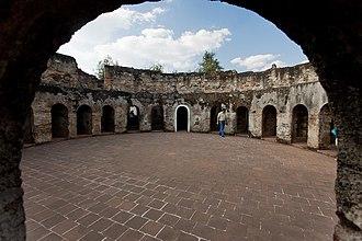 Church and Convent of las Capuchinas - Image: Las Capuchinas (3268828301)