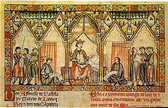 Latin translations of the 12th century - King Alfonso X (the Wise)
