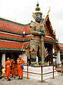 Lascar Guardian giant (Yaksha), this special one being called Totsakanth, character from the Thai Ramak (4509767162).jpg