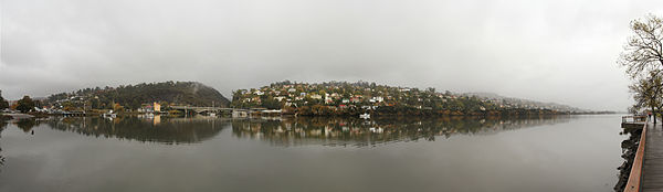 Launceston Panorama