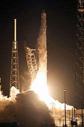 launch history edit liftoff of spacex crs 4 aboard a falcon 9 rocket