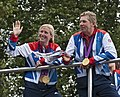 Laura Bechtolsheimer, Nick Skelton - Our Greatest Team Parade.jpg